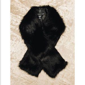 Unreal Fur Faux Fur Stole